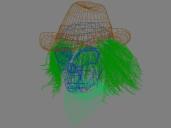 rebelcowboyskullheadgeometryt